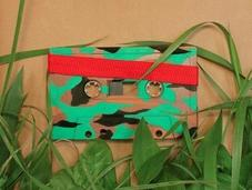 Recyclez vieilles cassettes audio