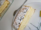 gâteau léger ricotta crème d'amandes light (ciambella ricotta)