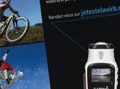 Garmin recherche testeurs officiels pour essayer caméra tout terrain Virb Elite