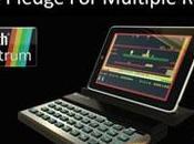clavier bluetooth Spectrum financé