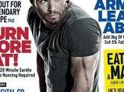 Kellan Lutz pour Men's Health Mars