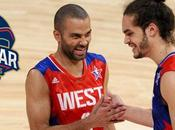 [NBA] Tony Parker Joakim Noah Star Game