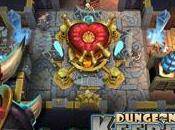 Dungeon Keeper revient plateformes mobiles