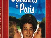 Critique dvd: vacances paris