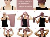 Infos pratiques, liens utiles Nouer foulard