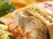 Croustillant porc mexicain