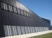 ArcelorMittal lance dans chauffage solaire l'air avec SolarWall