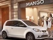 MODE Seat poursuit stratégie fashion s'associant Mango
