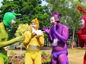 Thaïlande: Teletubbies sauce Hara-Kiri [HD]