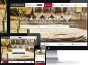Luxsure vous invite table haut gamme avec ClubKviar