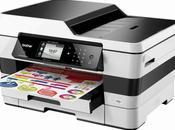 Test l'imprimante multifonction Brother MFC-J6920DW