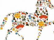 Bonne année cheval