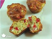 Mini cakes poivron feta