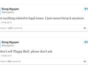 créateur Flappy Bird annonce qu'il retire stores Apple Android
