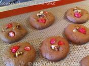 Petits biscuits chocolat lait