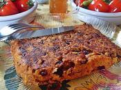 Petites grémades d'haricots rouges céréales (Vegan)