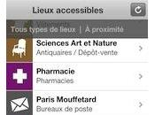 Applications iPhone Handicap sélection 2014