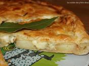 Tourte pommes terre fromage raclette