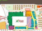 Centre commercial Nacarat 1900 nouveaux commerces 2014