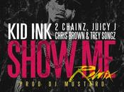 Remix Chainz, Juicy Chris Brown Trey Songz Show (Remix)