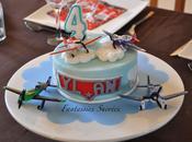 Gâteau d'anniversaire Planes (Planes Birthday Cake)