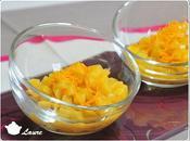 Compotée mangue mandarine