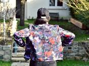 Flowered Bomber