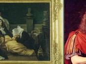 février 1673. Molière meurt scène. Mais dans lit, étouffé sang.