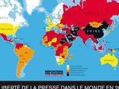 liberté presse dans monde 2014