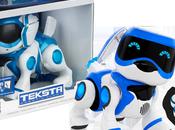 TEKSTA robot chien retour Best Robots!!
