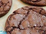 Cookies chocolat, fleur cœur caramel Open-Your-Kitchen {Concours inside}