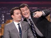 JIMMY FALLON plus incroyable défilé stars pour première Tonight Show