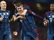 LdC-vidéo Bayern Munich assomme Arsenal