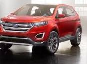Ford Edge 2015 assemblé Canada!