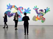 Kaws play your part madrid opening