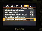 Canon Mark conseils configuration