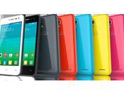Alcatel Touch toute gamme colorée partir euros