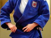 Taylor King licenciée Metz Judo