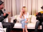 Enora Malagré interviewe Pharrell Williams: désastre.