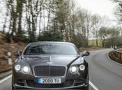Bentley Continental Speed 2015: plus rapide