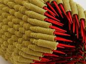 Eros, exposition d'art textile