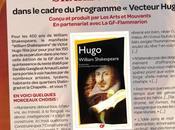 Participez Tribunes Shakespeare, pour projet Vecteur Hugo