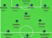 Equipe France pour Pays-Bas