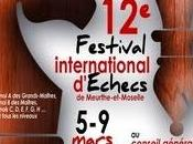Festival d'échecs Nancy