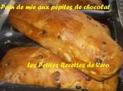 Tour cuisine Pain brioché pépites chocolat