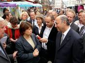 Laurent Fabius, ministre plus apprécié…