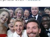 Record Voici Tweet plus retweeté l'histoire #Oscar #Selfie