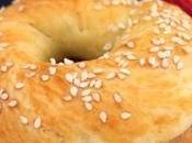 Simit pain turc sésame