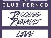 "BORDERLIVE retour"" CLUB PERNOD 180° live, live"