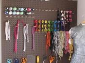 Trucs pour créer Craft room rêve!